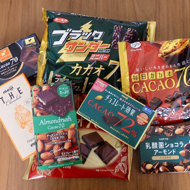 管理栄養士おすすめ!市販チョコレートランキング