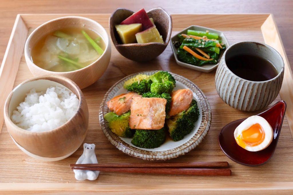 きょうの一汁三菜ごはん#2【ごはん日記】