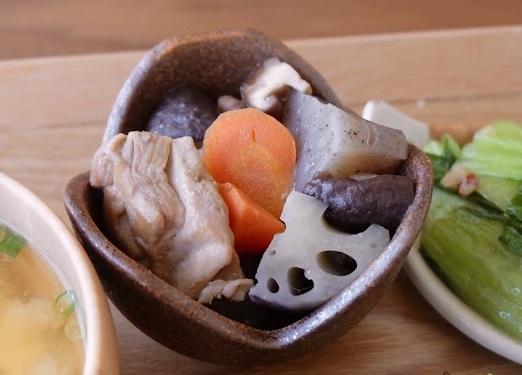 鶏肉とれんこんの甘酢煮【週末の作り置きおかずレシピ】