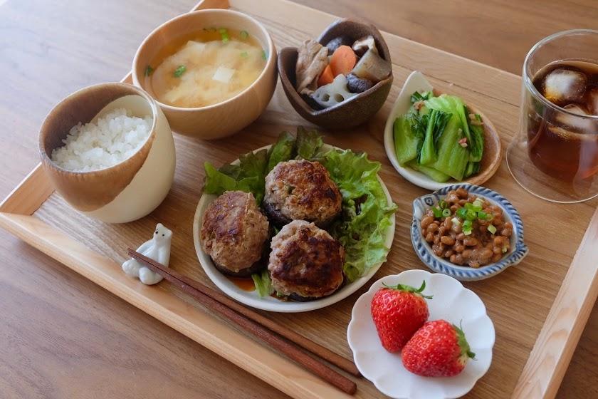 きょうの一汁三菜ごはん#18【ごはん日記】
