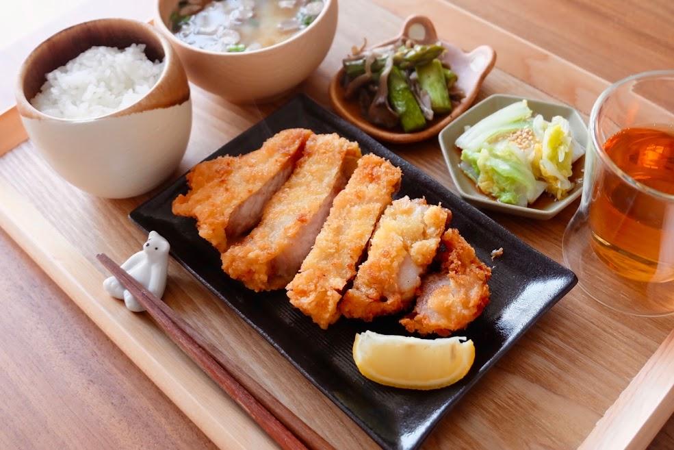 きょうの一汁三菜ごはん#25【ごはん日記】
