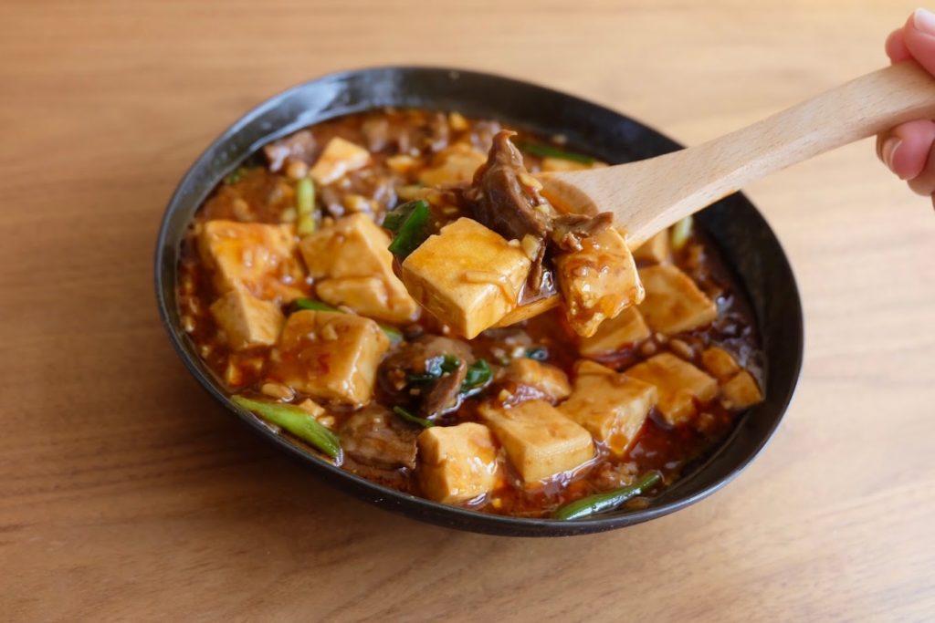 【スッキリ】黄金比率の麻婆豆腐【中国料理店O2大津シェフのレシピ】