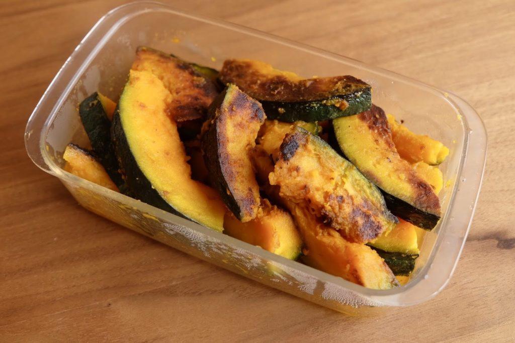 【常備菜】かぼちゃのマリネ【週末の作り置きおかずレシピ】