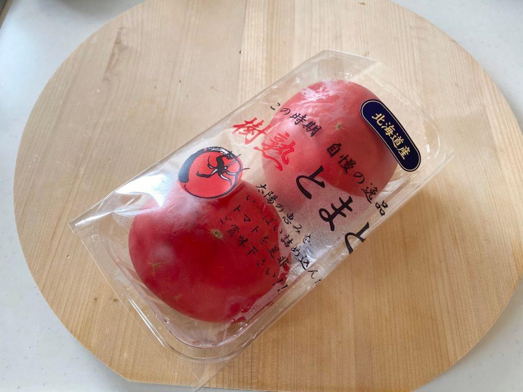 超簡単&素材を生かす♪トマトのサラダ【だしうまレシピ】
