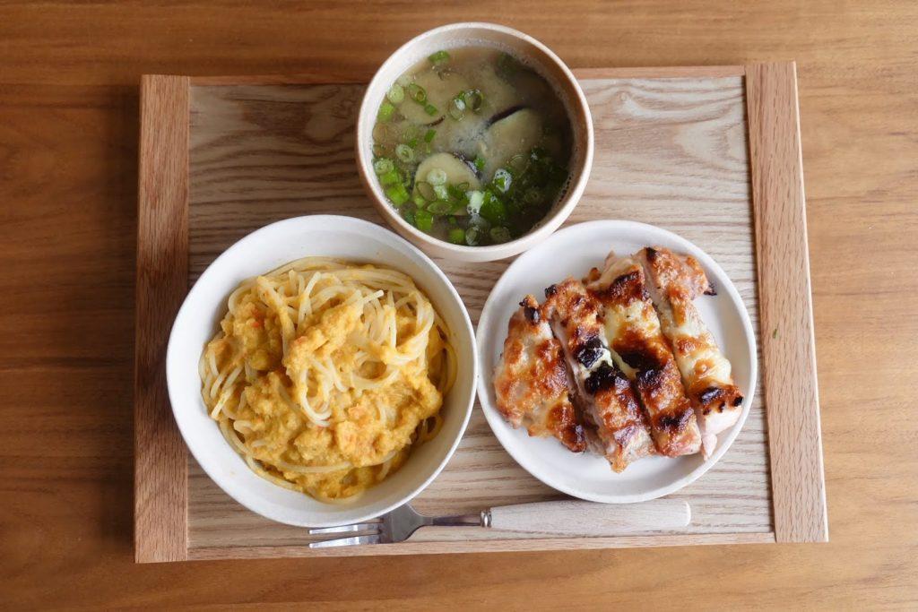 からだに嬉しい♪夏野菜のパスタソース【だしうまレシピ】