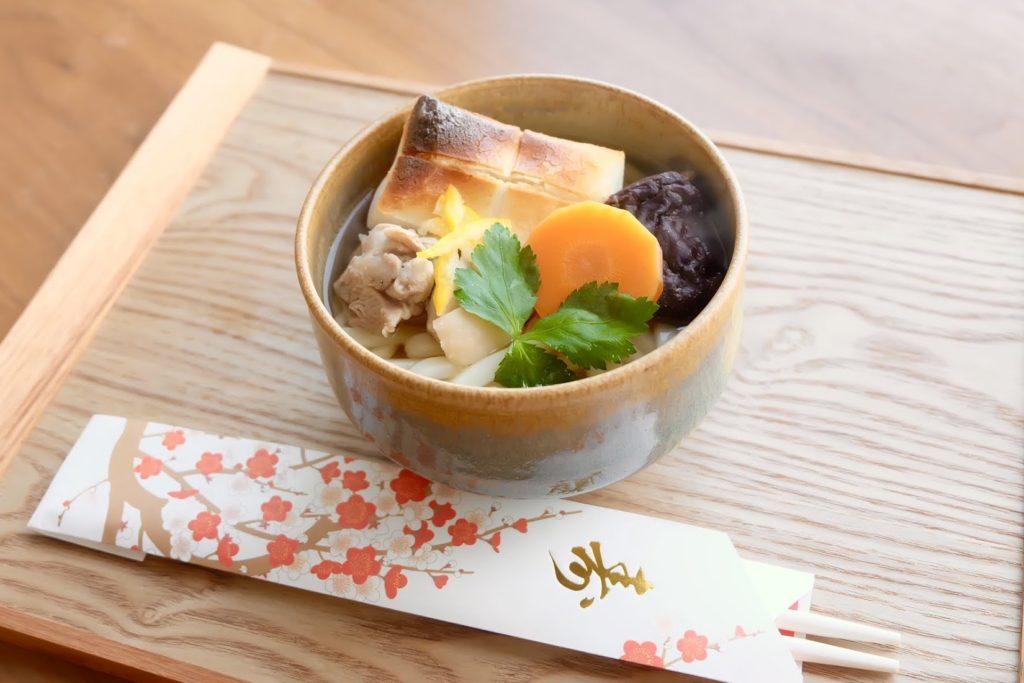 【簡単】お雑煮で年明けうどん【正月レシピ】