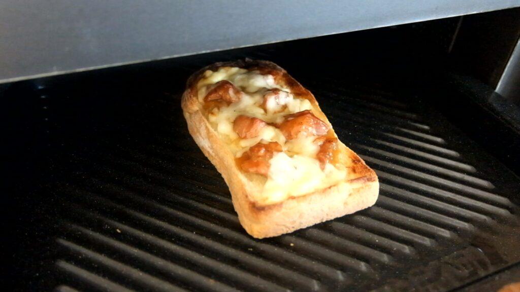冷凍作り置き♪照り焼きチキントースト